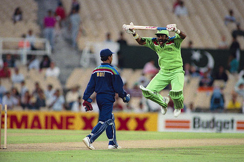 Miandad and More