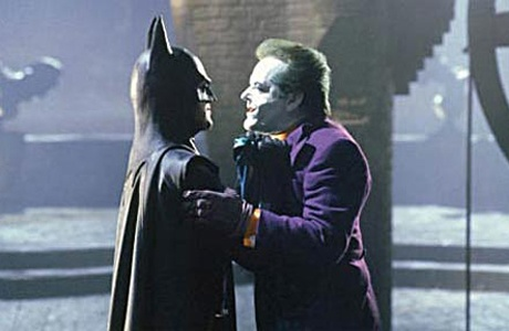 The first Batman movie is the highest grossing movie in the USA
