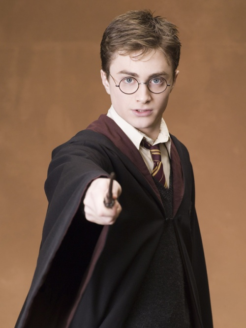 Daniel Radcliffe, future Harry Potter, is born