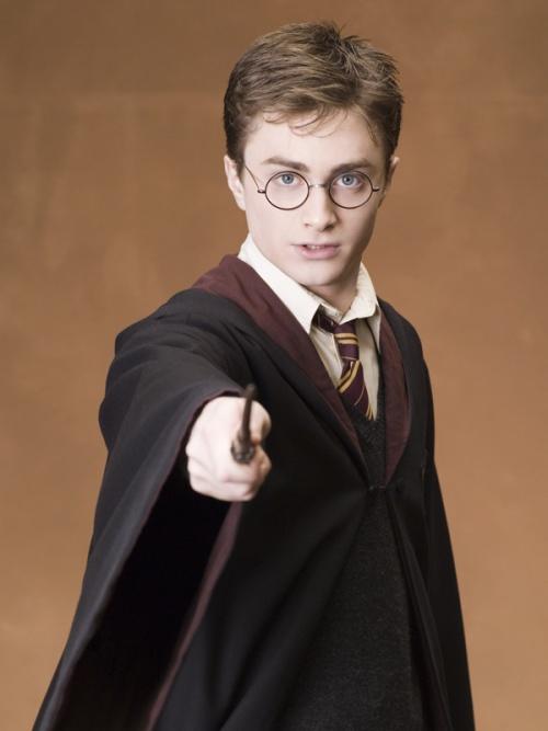 Daniel Radcliffe, future Harry Potter, is born