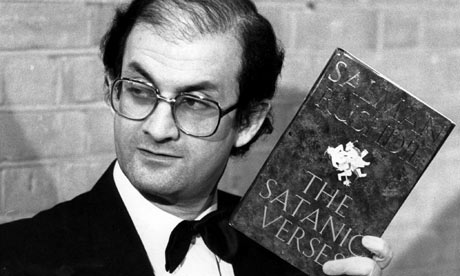 Fatwa issued for Salman Rushdie