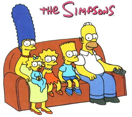 The first full-length episodes of The Simpsons