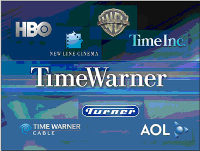 Time, Warner merge to become Time-Warner